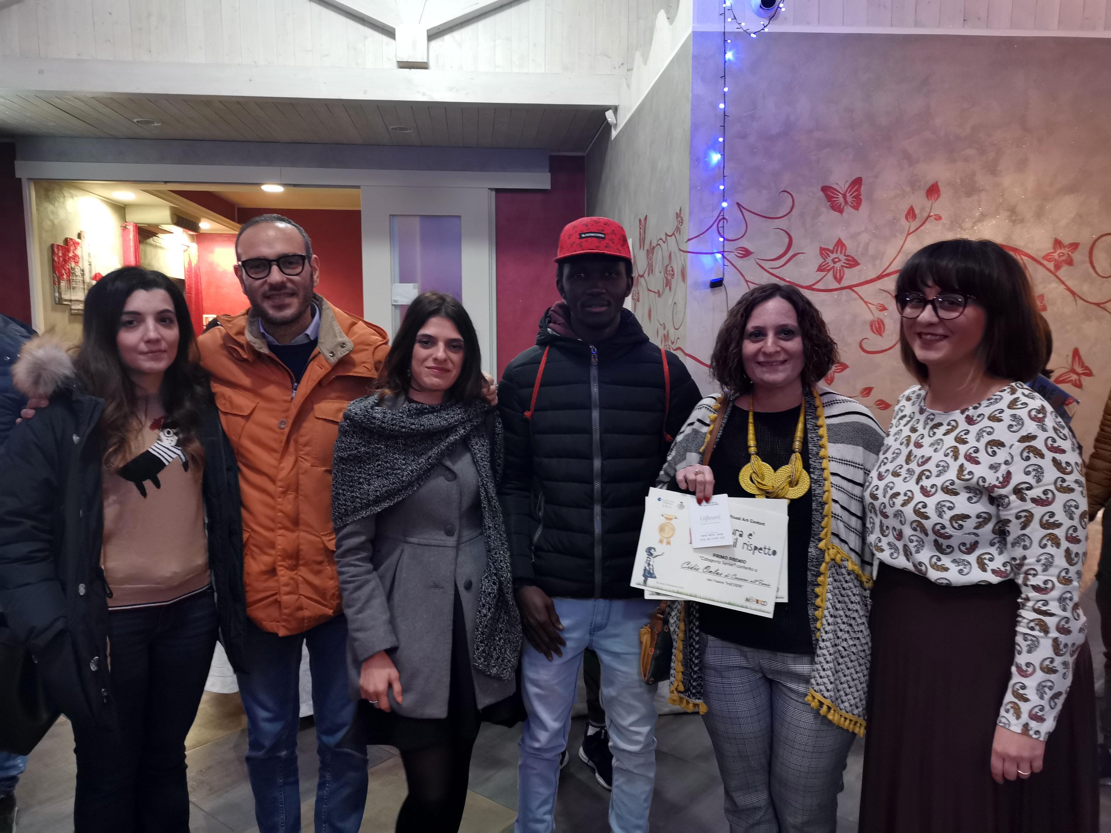 premiazione concorso san sosti